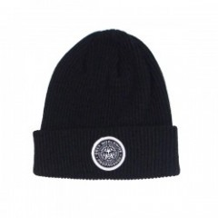 "OBEY ビーニー ""CLASSIC PATCH BEANIE"" (Black)"