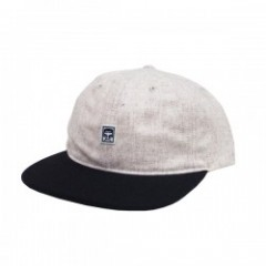 "OBEY キャップ ""NINETEEN EIGHTY NINE 6PANEL CAP"" Wht/Bk"