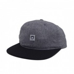 "OBEY キャップ ""NINETEEN EIGHTY NINE 6PANEL CAP"" Gr/Bk"