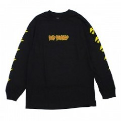 "OBEY ""BAD BRAINS CONQUERING LION L/S TEE"" (Black)"