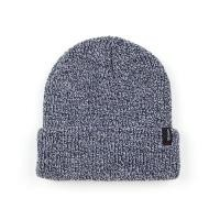 "BRIXTON ビーニー ""HEIST BEANIE"" (Navy Heather)"