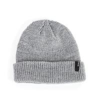 "BRIXTON ビーニー ""HEIST BEANIE"" (Light Heather Gray)"
