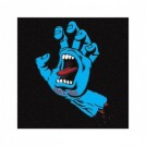 "SANTA CRUZ ラグマット ""SCREAMING HAND RUG"" (Black/Blue)"