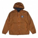 "BRIXTON ジャケット ""MERCED JACKET"" (Rust)"