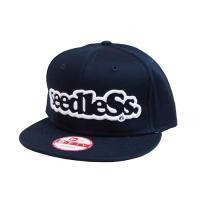 "seedleSs キャップ ""SD NEW ERA SNAP BACK"" (Navy)"