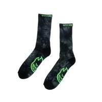 "SPITFIRE ソックス ""BIGHEAD SOCK"" (Black/Gray Tie Dye)"