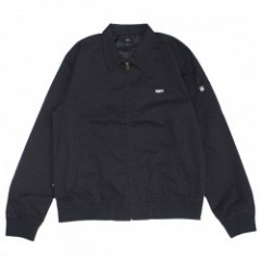 "OBEY ジャケット ""SLACKER JACKET"" (Graphite)"