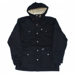 "OBEY ジャケット ""HELLER JACKET"" (Black)"