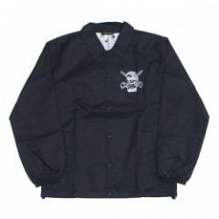 "PAWN×VANS コーチジャケット ""PIRATES COACH JACKET"" (Black)"