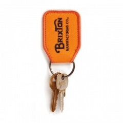"BRIXTON キーホルダー ""TRIBUTE KEY CHAIN"" (Orange)"