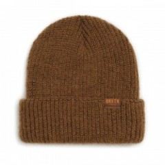 "BRIXTON ビーニー ""REDMOND BEANIE"" (Heather Coffee)"