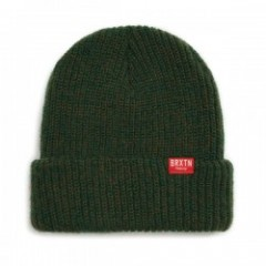 "BRIXTON ビーニー ""REDMOND BEANIE"" (Forest Green)"