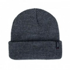 "BRIXTON ビーニー ""HEIST BEANIE"" (Heather Gray)"