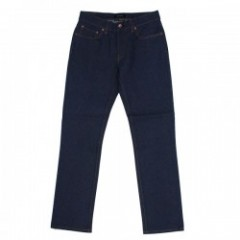 "BRIXTON デニムパンツ ""RESERVE 5-POCKET DENIM PANT"" (Raw Indigo)"