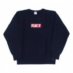 "FUCT クルースウェット ""SSDD RED LOGO CREWNECK"" (Navy)"