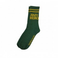 "ANTIHERO ソックス ""BLACK HERO IF FOUND SOCKS"" (Kelly)"