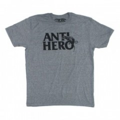 "ANTIHERO Tシャツ ""DOGHUMP TEE"" (Heather Gray)"