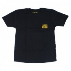 "ANTIHERO ポケットTシャツ ""RESERVE POCKET TEE"" (Black)"