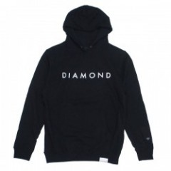 "★30%OFF★ Diamond Supply Co. ""FUTURA HOODIE"" Black"