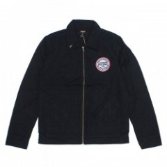 "LOSER MACHINE ジャケット ""RUBEN STATION JACKET"" (Black)"