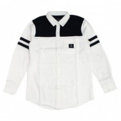"Deviluse L/Sシャツ ""FOOTBALL OX SHIRTS"" (White)"