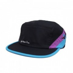 "JHF キャップ ""HAPPY CAMPER 5PANEL CAP"" (Purple/Blue)"