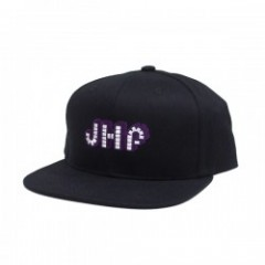 "JHF キャップ ""BRICK BY BRICK SNAPBACK CAP"" (Black)"