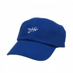 "JHF キャップ ""CLASSIC SKATE DAD HAT"" (Royal/White)"