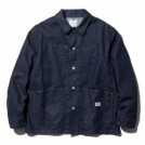 "RADIALL ジャケット ""MONK ENGINEER JACKET"" (Deep Indigo)"
