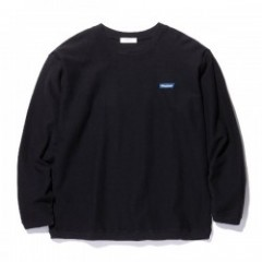 "RADIALL クルースウェット ""SLOW BURN CREW NECK SWEATSHIRT L/S"" (Black)"