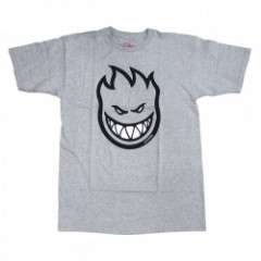 "SPITFIRE Tシャツ ""BIGHEAD FILL TEE"" (Athletic Heather"