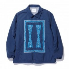 "RADIALL ジャケット ""POLYNESIAN WINDBREAKER JACKET"" (Navy)"