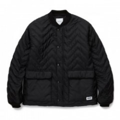 "★30%OFF★ RADIALL ""STORM QUILTED JACKET"" (Black)"
