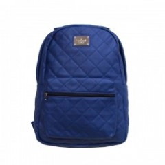"Deviluse リュック ""LEATHER BACK PACK"" (Blue)"
