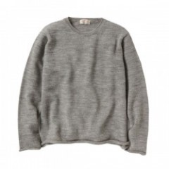 "★30%OFF★ RADIALL ""DONALD T SWEATER"" (Heather Gray)"