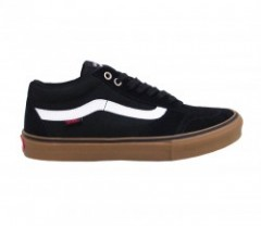 "VANS ""TNT SG"" (Black/White/Gum)"