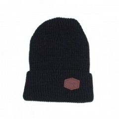 "BRIXTON ビーニー ""TRIG BEANIE"" (Washed Black/Black)"