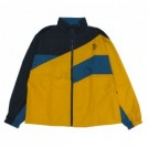 "Deviluse ジャケット ""NYLON TRACK JKT"" (Black/Yellow)"