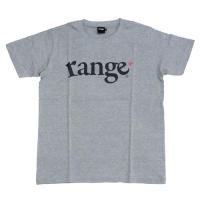 "range Tシャツ ""RANGE LOGO TEE"" (Heather Gray)"