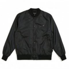 "BRIXTON ジャケット ""ARLO JACKET"" (Black)"