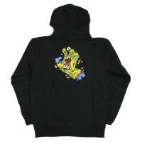 "SANTACRUZ パーカ ""ROB HAND PULLOVER HOODED""  (Black)"