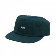 "OBEY キャップ ""JUMBLE BAR Ⅱ 5 PANEL CAP"" (Pine)"