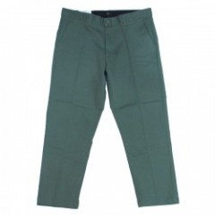"OBEY パンツ ""STRAGGLER FLOODED PANT"" (Dusty Green)"