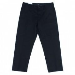 "OBEY パンツ ""STRAGGLER FLOODED PANT"" (Black)"