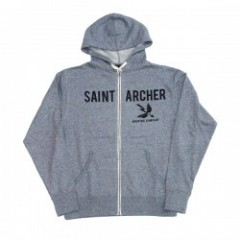 "★30%OFF★ SAINT ARCHER ""HOOD FRONT ZIP"""