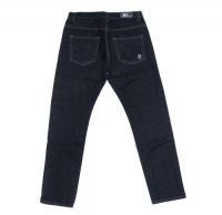 "Deviluse デニム ""HELL ST STRAIGHT DENIM"" (Indigo)"