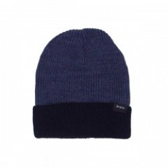 "BRIXTON ビーニー ""BARRETT BEANIE"" (Washed Denim/Navy)"