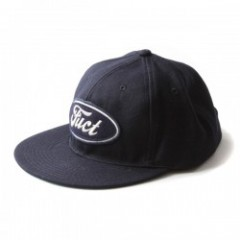 "★30%OFF★ FUCT ""FUCT SSDD F LOGO WOOL CAP"" (Navy)"