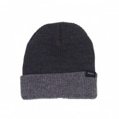 "BRIXTON ビーニー ""BARRETT BEANIE"" (Gray/Dark Gray)"