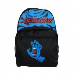 "SANTACRUZ リュック ""SCREAMING HAND BACKPACK""  (Black)"